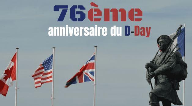 Les célébrations du 76e anniversaire du Débarquement en Normandie menacées ? Dday10