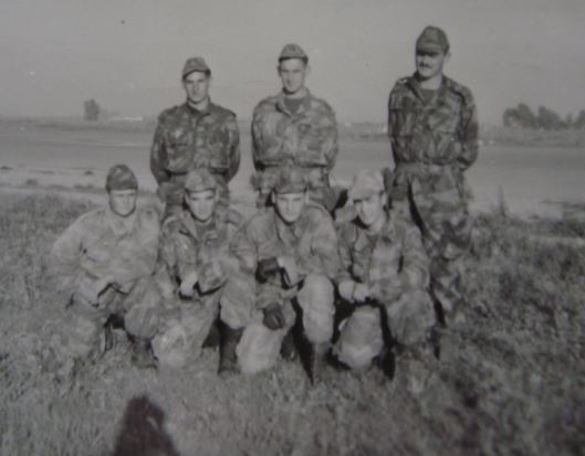 Bataille dans le Aurès jeudi 14 juin 1956 En_bas10