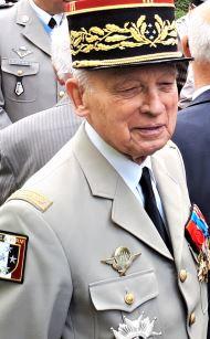 Décès et obsèques du général de corps d'armée Christian CLARKE de DROMANTIN Gzonzo10