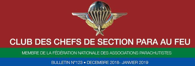 - CLUB DES CHEFS DE SECTION PARA AU FEU Hga4510