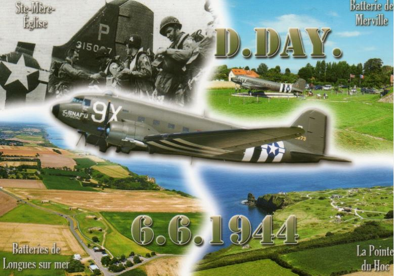 Le D-DAY Normandie Hoc10