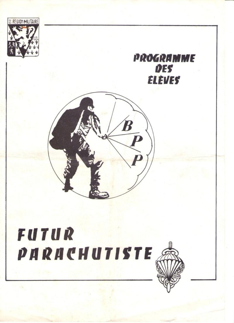 Livret Préparation Militaire para en 1980  Img_1_12