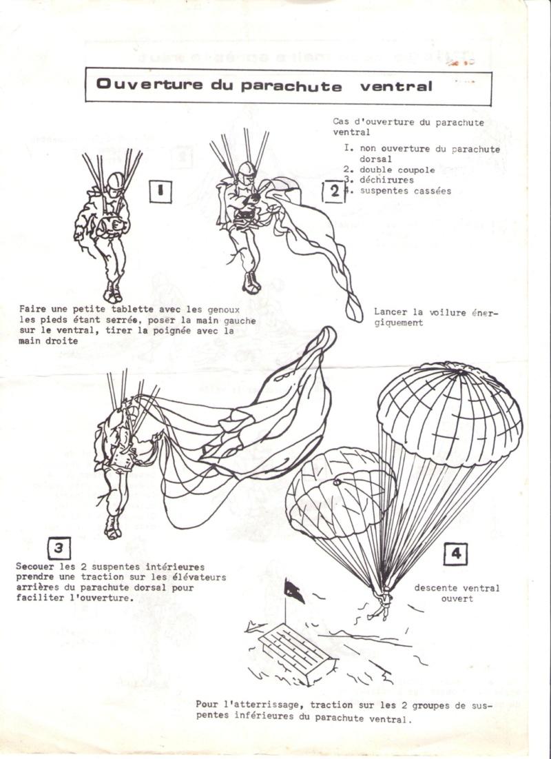 Livret Préparation Militaire para en 1980  Img_de10