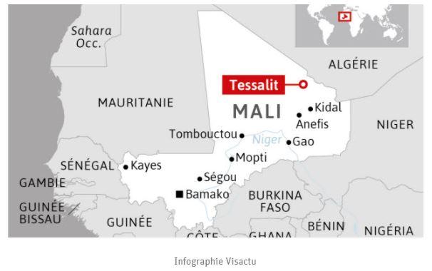 Deux militaires français tués en opération au Mali Mali11