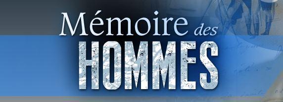 site mémoire des Hommes  Memoir10