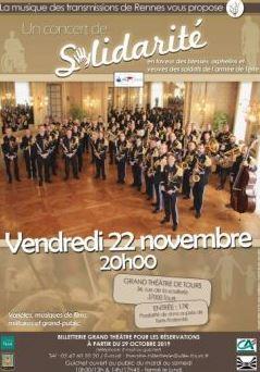 Concert caritatif de l'Armée de Terre Musiqu10