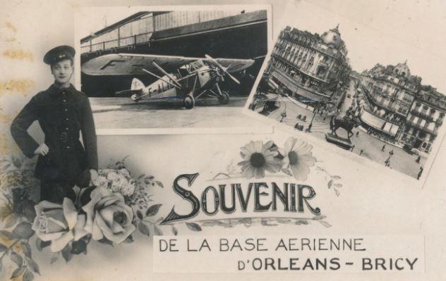 Base aérienne d'Orléans Paras_11