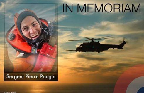 29 avril 2020 un militaire est mort lors d'un entraînement Sc10