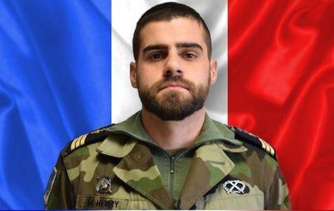 Décès du sergent-chef Morgan Henry du 54e régiment de transmissions Sergen10