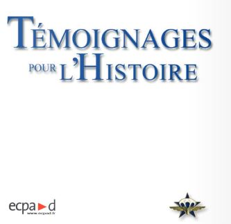 1er RCP témoignages pour l'Histoire T10