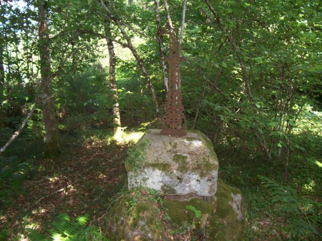 Le cimetière de Plainartige.  Tombec10