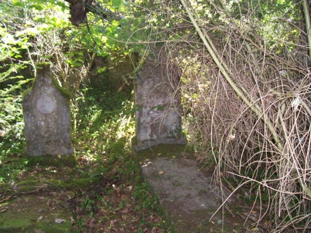 Le cimetière de Plainartige.  Tombes10