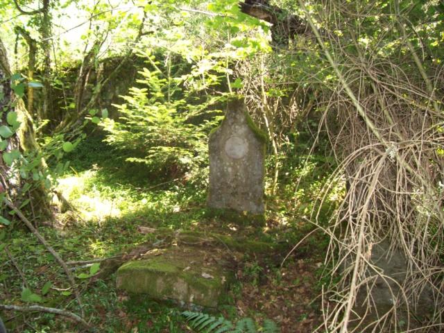 Le cimetière de Plainartige.  Tombes11