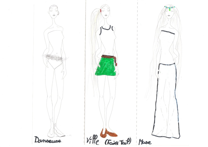 Dessin de vêtement Dessin10