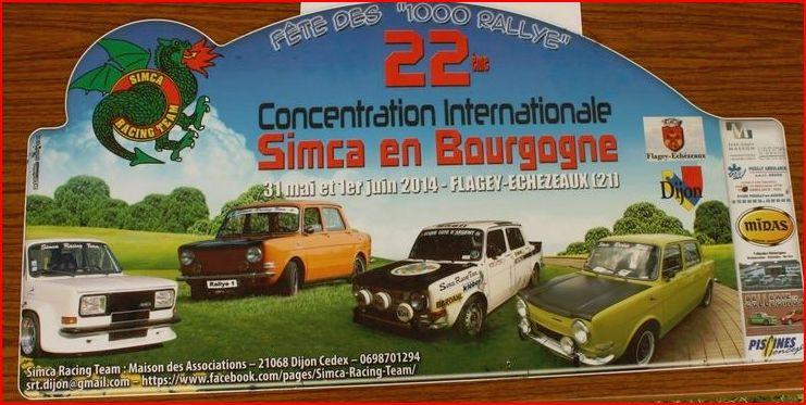 CR Concentration Internationale Simca en Bourgogne - 2014 Captur10