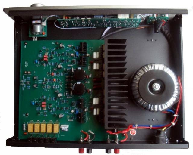 XINDAKA06 Integrated Amplifier A06ine10