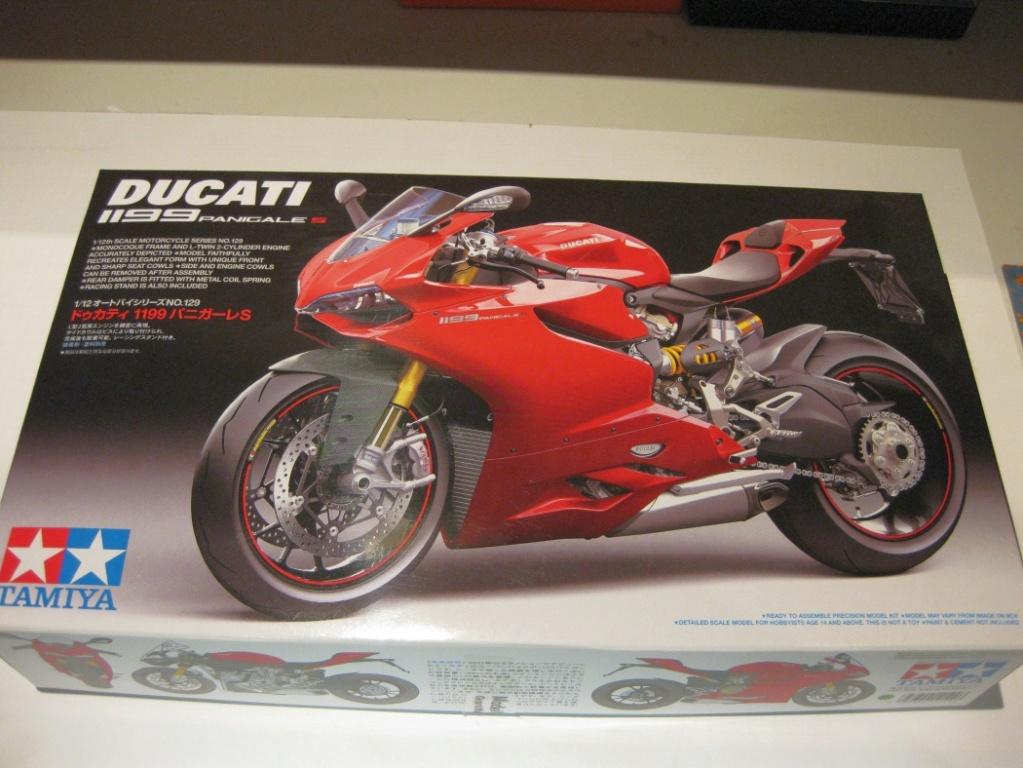 Ducati 1199 Panigale S - Tamiya 1:12 001_ba20