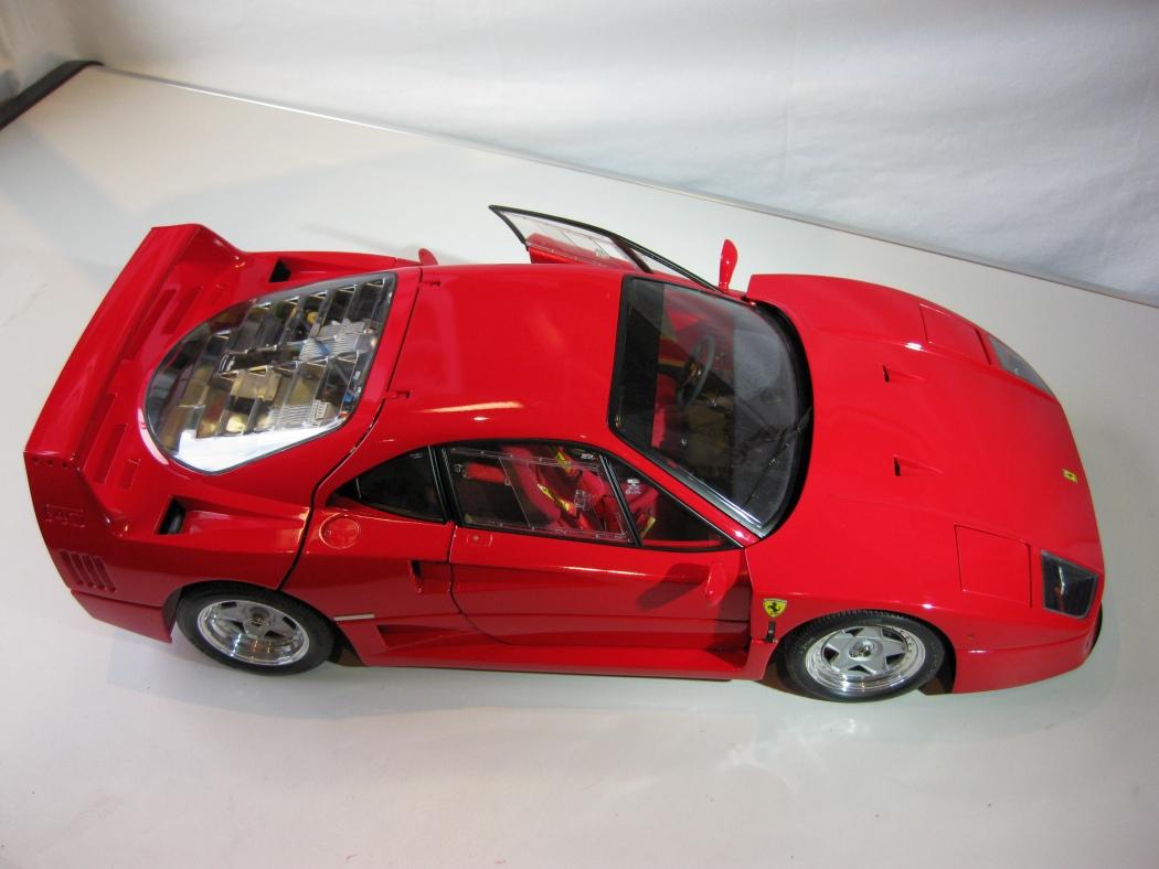 Ferrari F40 von Pocher 1:8 mit autograph Transkit gebaut von Paperstev - Seite 7 002_f410