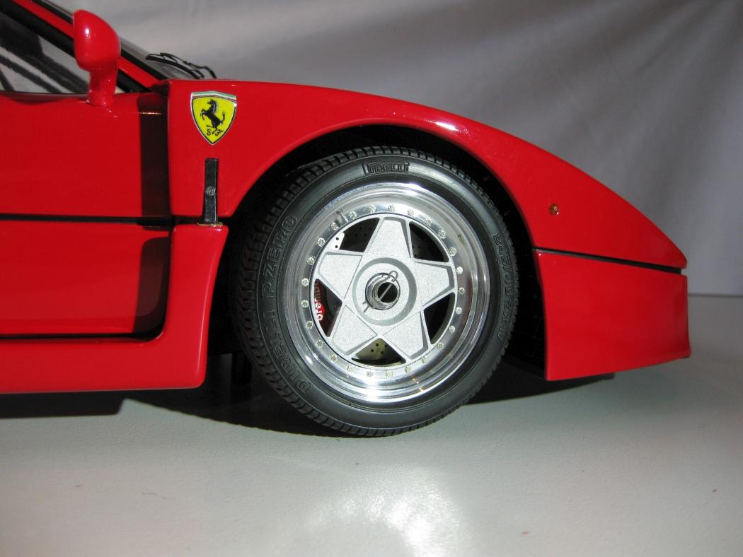 Ferrari F40 von Pocher 1:8 mit autograph Transkit gebaut von Paperstev - Seite 7 003_f410