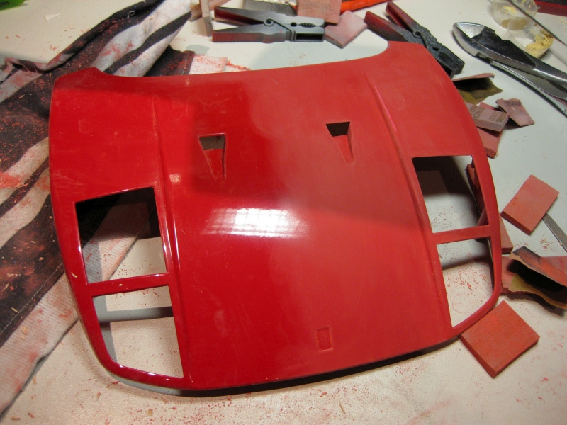 Ferrari F40 von Pocher 1:8 mit autograph Transkit gebaut von Paperstev - Seite 6 007_fr10