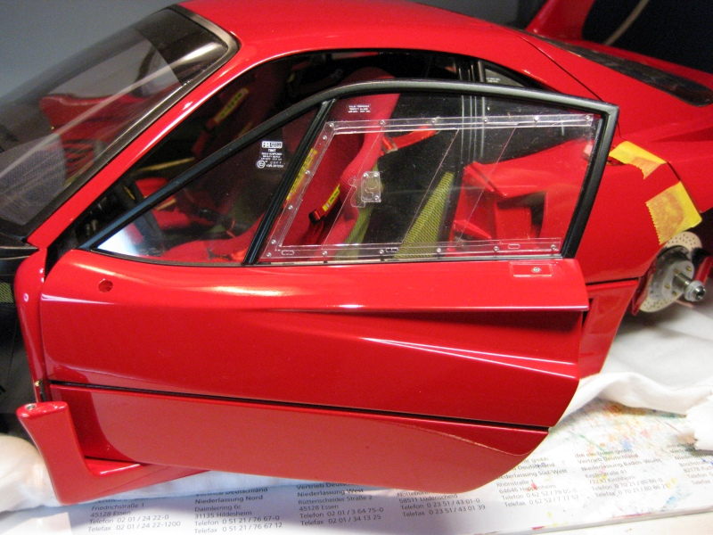 Ferrari F40 von Pocher 1:8 mit autograph Transkit gebaut von Paperstev - Seite 6 007_tz12