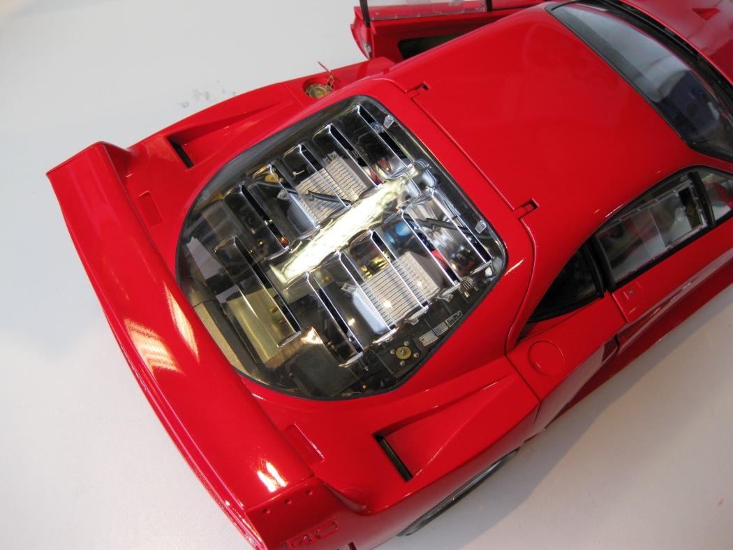Ferrari F40 von Pocher 1:8 mit autograph Transkit gebaut von Paperstev - Seite 7 008_f410