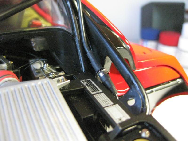 Ferrari F40 von Pocher 1:8 mit autograph Transkit gebaut von Paperstev - Seite 6 008_mo11
