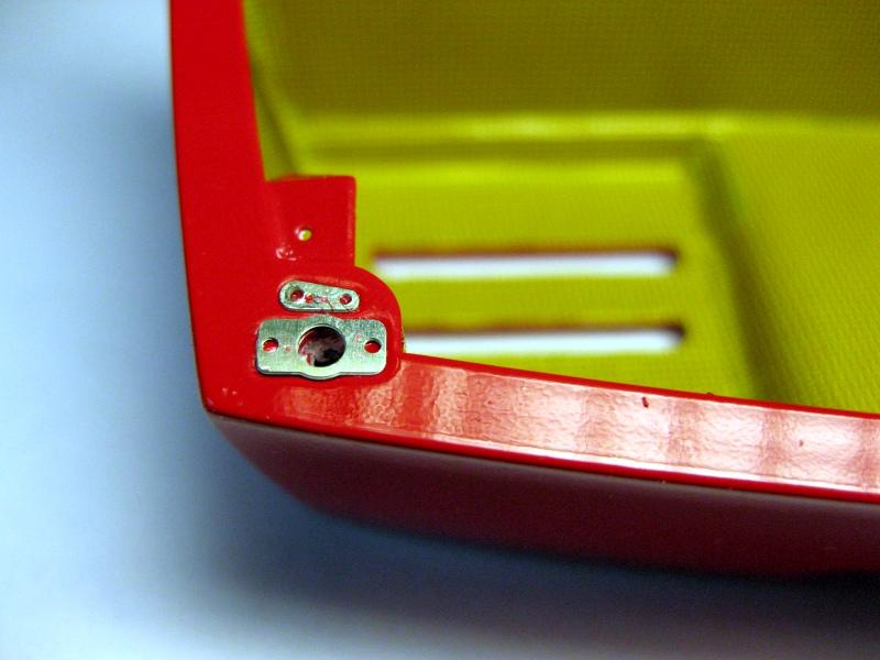Ferrari F40 von Pocher 1:8 mit autograph Transkit gebaut von Paperstev - Seite 4 010_he10