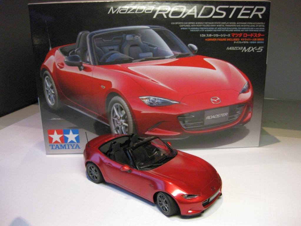 Mazda MX-5 Tamiya 1:24 gebaut von Paperstev 013_ba11