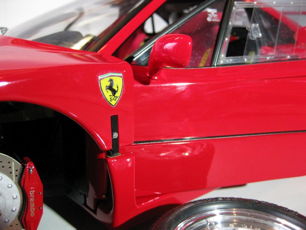 Ferrari F40 von Pocher 1:8 mit autograph Transkit gebaut von Paperstev - Seite 7 013_f410