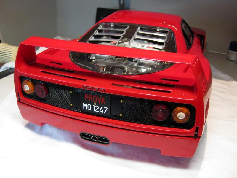 Ferrari F40 von Pocher 1:8 mit autograph Transkit gebaut von Paperstev - Seite 6 015_mo11