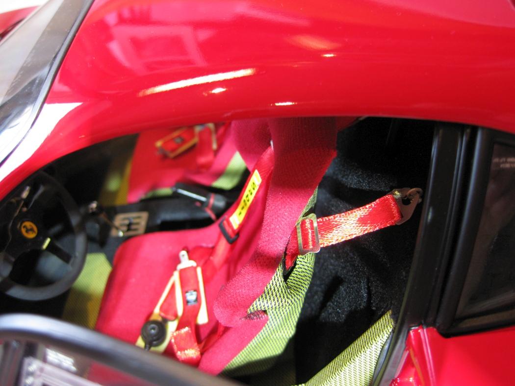 Ferrari F40 von Pocher 1:8 mit autograph Transkit gebaut von Paperstev - Seite 7 016_f410