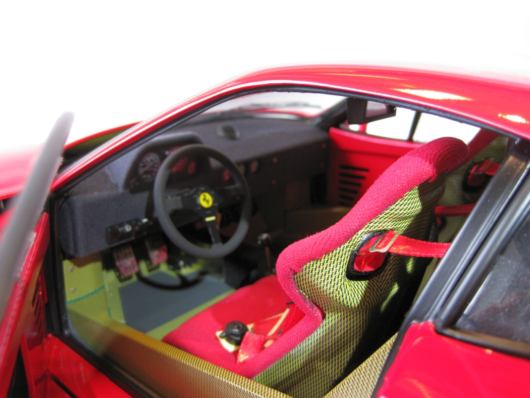Ferrari F40 von Pocher 1:8 mit autograph Transkit gebaut von Paperstev - Seite 7 017_f410