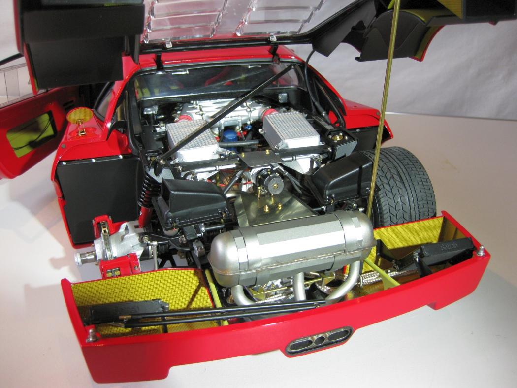 Ferrari F40 von Pocher 1:8 mit autograph Transkit gebaut von Paperstev - Seite 7 020_f410