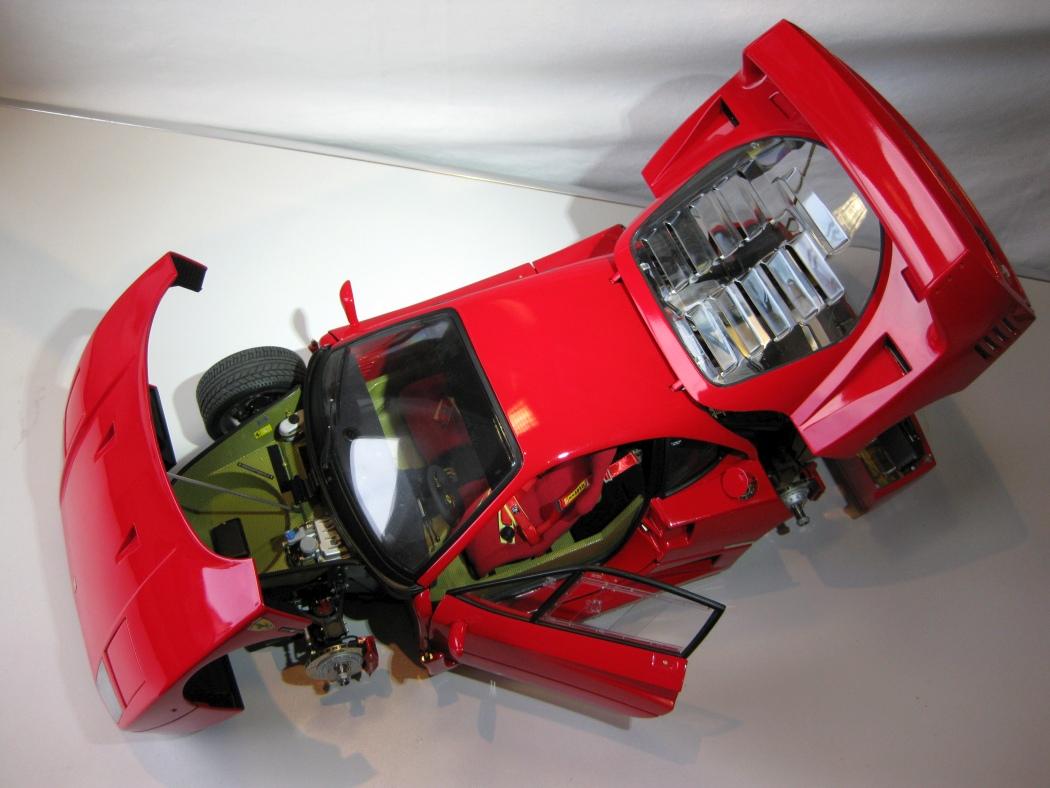 Ferrari F40 von Pocher 1:8 mit autograph Transkit gebaut von Paperstev - Seite 7 026_f410