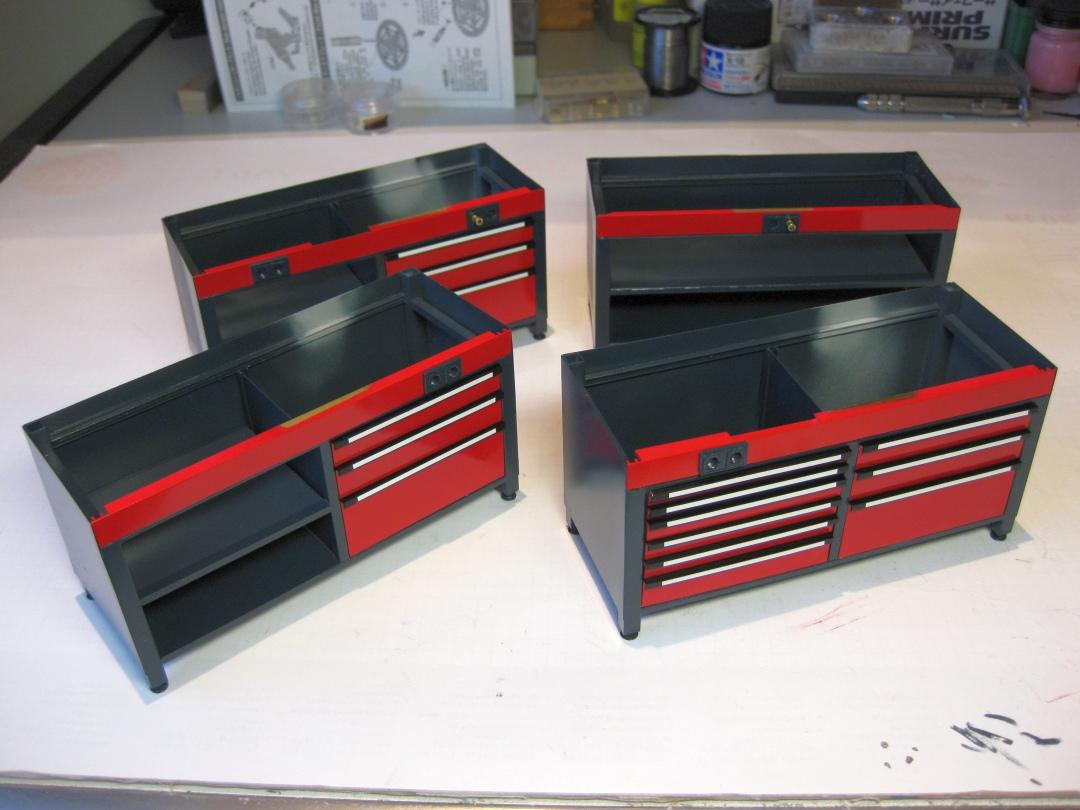 Werkstatt für die Ducati 1199 Panigale S von Tamiya 1:12 gebaut von Papaerstev - Seite 2 101_we10