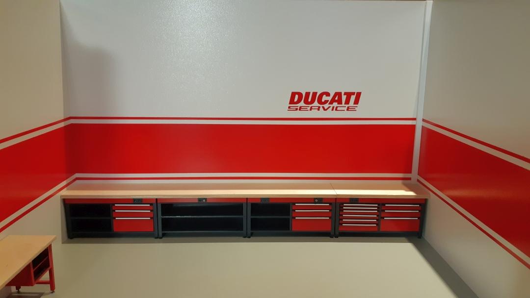 Werkstatt für die Ducati 1199 Panigale S von Tamiya 1:12 gebaut von Papaerstev - Seite 2 105_we10