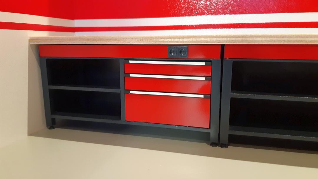 Werkstatt für die Ducati 1199 Panigale S von Tamiya 1:12 gebaut von Papaerstev - Seite 2 107_we10