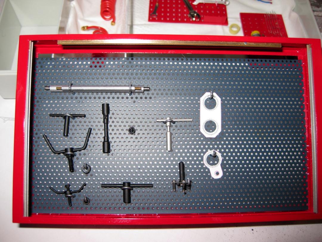 Werkstatt für die Ducati 1199 Panigale S von Tamiya 1:12 gebaut von Papaerstev - Seite 2 118_we10