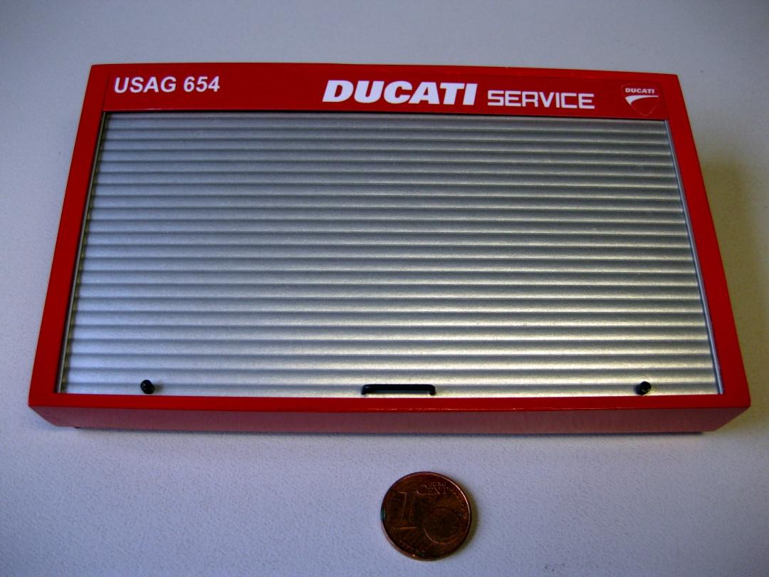 Werkstatt für die Ducati 1199 Panigale S von Tamiya 1:12 gebaut von Papaerstev - Seite 2 120_we10