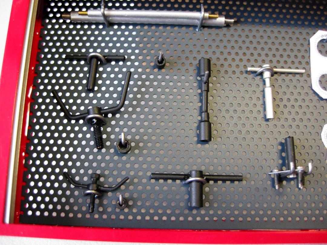 Werkstatt für die Ducati 1199 Panigale S von Tamiya 1:12 gebaut von Papaerstev - Seite 2 122_we10