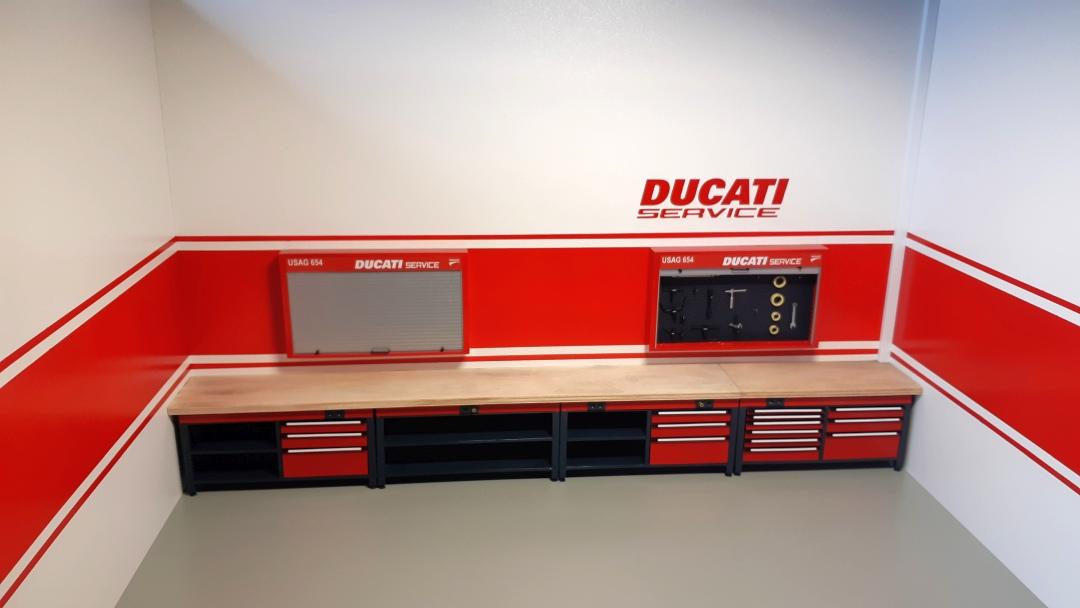 Werkstatt für die Ducati 1199 Panigale S von Tamiya 1:12 gebaut von Papaerstev - Seite 2 143_we10