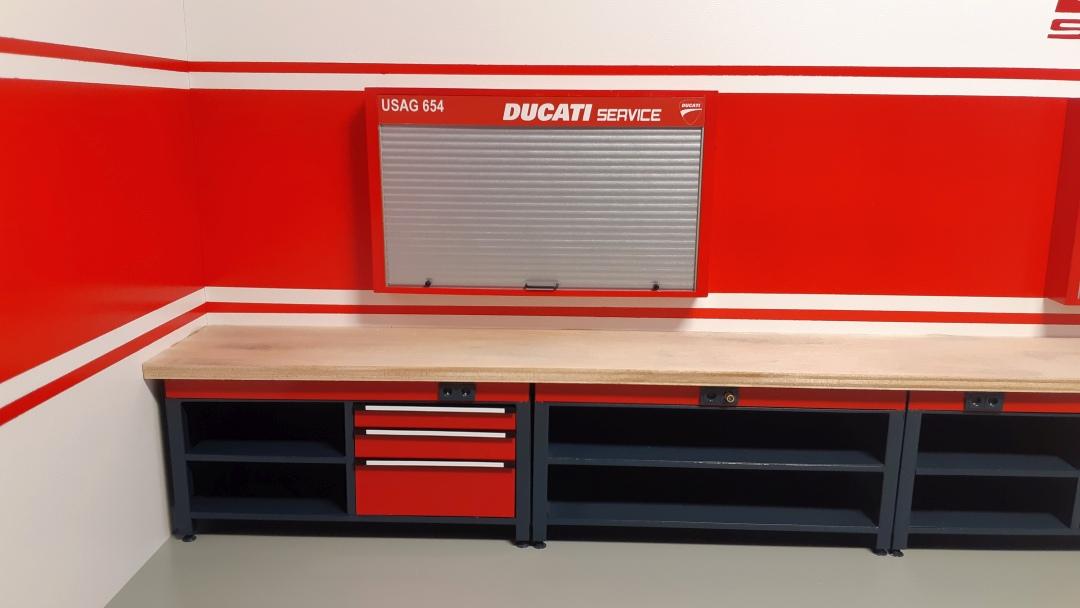 Werkstatt für die Ducati 1199 Panigale S von Tamiya 1:12 gebaut von Papaerstev - Seite 2 145_we10