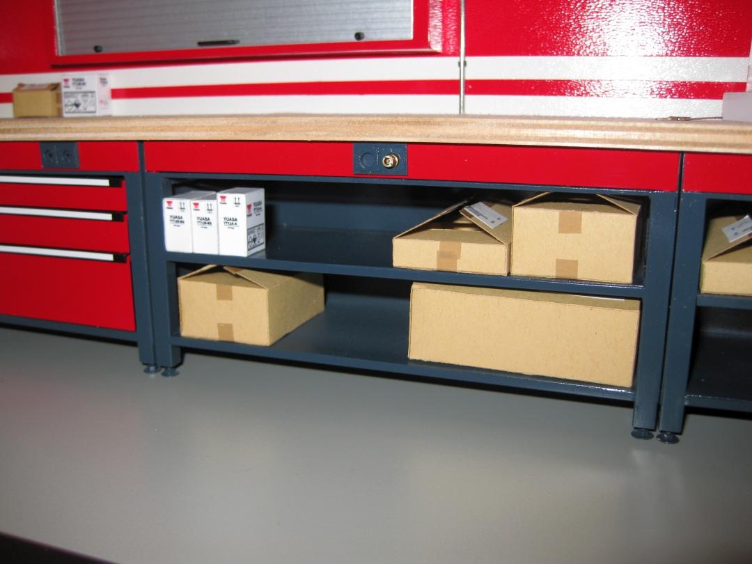 Werkstatt für die Ducati 1199 Panigale S von Tamiya 1:12 gebaut von Papaerstev - Seite 2 160_we10