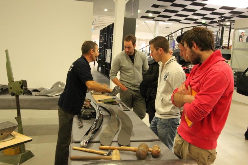 Week-end des métiers les 22 et 23 novembre 2014 au Musée  Img_1313