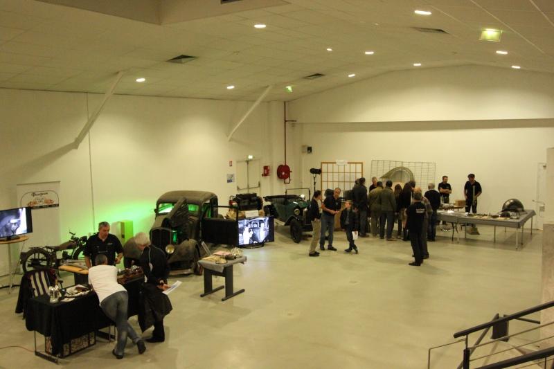 Week-end des métiers les 22 et 23 novembre 2014 au Musée  Img_1410