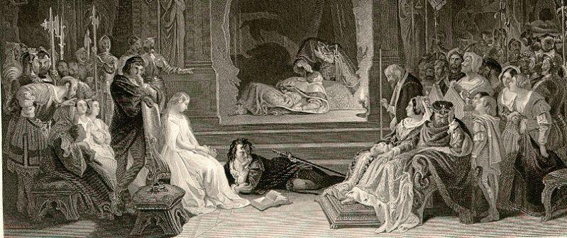 حصريا على اساطين النغم  المتتابعة الموسيقية (هاملت) من اعمال بروكفييف مصنف رقم 77 Hamlet  The_pl10
