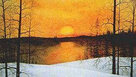 القصيد السيمفونى Night Ride and Sunrise مصنف رقم 55 من اعمال سبيليوس Twilig10
