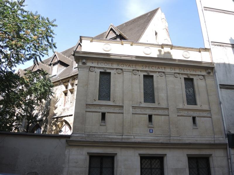 Balade dans le Paris Historique et insolite 28 Septembre - Page 2 Dscn5217