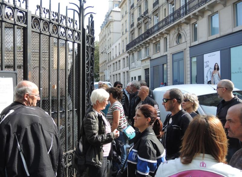 Balade dans le Paris Historique et insolite 28 Septembre - Page 2 Dscn5221